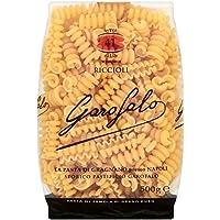 Garofalo Pastas Secas Riccioli (500g) (Paquete de 2)