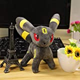 ZJL220 Pokemon Umbreon Muñeca de Peluche RARA de Peluche