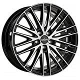 OXIGIN 19 Oxspoke black full polish 9x20 ET15 5.00x120 Hub Bore 76.90 mm - Alu felgen