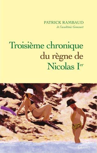 "<a href=""/node/10176"">troisième chronique du règne de Nicolas 1er</a>"