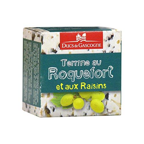 Ducs de Gascogne - Terrine au Roquefort et aux Raisins 65g