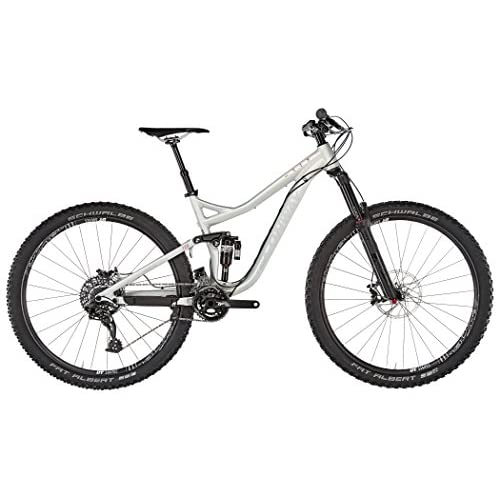 51 WGPGU5mL. SS500  - Conway WME 729 Alu MTB Full Suspension silver Frame size 44cm 2018 Full suspension enduro bike