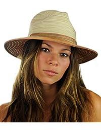 NYFASHION101 - Sombrero Panamá - para mujer