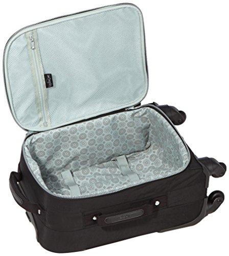 Kipling K152459 Valise à roulettes pour ordinateur portable, Noir Noir