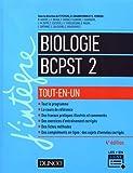 Biologie BCPST 2 - Tout-en-un - 4e éd.