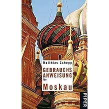 Gebrauchsanweisung für Moskau
