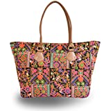 Paradox 15 lts Women's Hand bag/ Shoulder bag/ Tote bag Embroidered