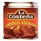 La Costena Chili Chipotle , 8er Pack  (8 x 199 g) chipotle sauce-51 WHn45leL-Chipotle Sauce für Burger und Sandwiches