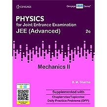 Physics for Joint Entrance Examination JEE (Advanced) Mechanics II