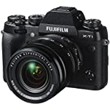 Fujifilm X-T1 Compact System Camera with XF 18-55mm F2.8-4.0 (16MP) 3.0 inch LCD