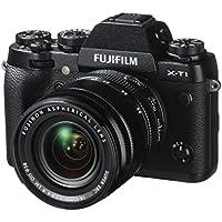"""Fujifilm X-T1 - Cámara EVIL de 16.3 MP (pantalla 3"""", grabación de vídeo, WiFi) negro - kit cuerpo con objetivo Fujinon 18 - 55 mm f/2.8 - 4"""