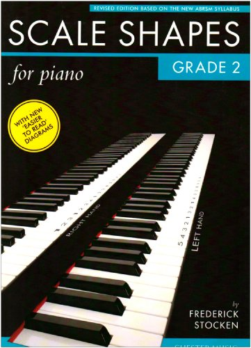 Scale Shapes for Piano Grade 2 2009 Syllabus