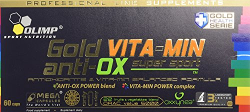 Olimp Vita-Min anti-ox 60 Kapseln, 1er Pack (1 x 90 g)