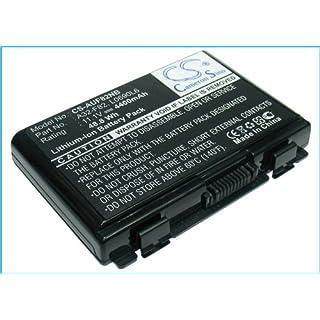 CS Batterie Akku 4400 mAh für Asus F52F82Ff83s K40K40eK40ij K40inK50K50ab-x2a K50ijK50inK51 K60K61K6c11 K70K70icK70ij K70ioP50P81 X50X5cX5d X5dij-sx039cX5eX5j X65X70X8b X8dPro 5CPro 5D Pro 5EPro 5JPro 65 Pro 66Pro 79Pro 88 Pro 8BPro 8DX66 X87,Asus A32-F82L0690L6A32-F52
