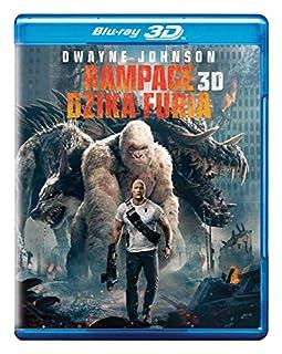 Rampage - Big meets Bigger [Blu-Ray 3D] [Region Free] (Deutsche Sprache. Deutsche Untertitel)