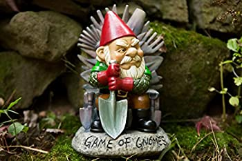 Bigmouth Inc Game Of Gnomes Statue 2