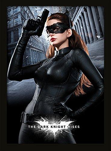 The Dark Knight Der dunkle Ritter steigt 'Catwoman' Memorabilia,30 x 40 cm