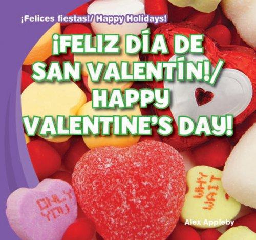 Feliz dia de san valentin! / Happy Valentine's Day! (Felices fiestas! / Happy Holidays!) por Alex Appleby