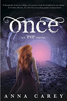 Once (Eve Book 2) by [Carey, Anna]