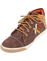 FBT Men's 13260 Brown Casual Shoes