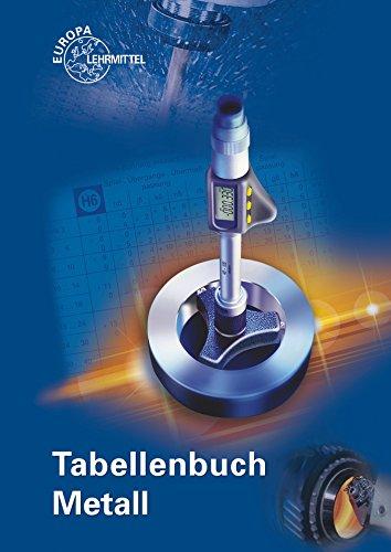 Buchseite und Rezensionen zu 'Tabellenbuch Metall: mit Formelsammlung' von Roland Gomeringer