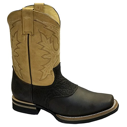 Grinders Mens 5055 Frontier Leather Boots