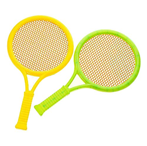 Lovely Children Toys Cute Tennis Raquette Badminton Racket-Style / B
