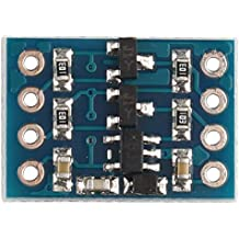 HALJIA IIC I2C Logic Level Converter Bi-Directional Module 5V to 3.3V For Arduino