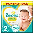 Pampers Baby Nappies