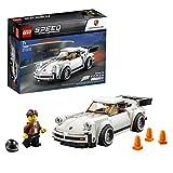 LEGO- Speed Champions 1974 Porsche 911 Turbo 3.0 Giocattolo, Multicolore, 75895