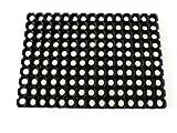 Magic Mats robuste Gummiringmatte Wabenmatte ca. 40 x 60 cm