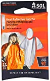 Sol Poncho Survive Outdoors Longer Heat Reflective
