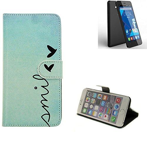 360-funda-smartphone-para-haier-g31-smile-wallet-case-flip-cover-caja-bolsa-caso-monedero-bookstyle-