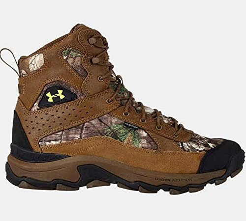 Under Armour Mens UA Speed Freek Bozeman Hunting Boots RLTR APX
