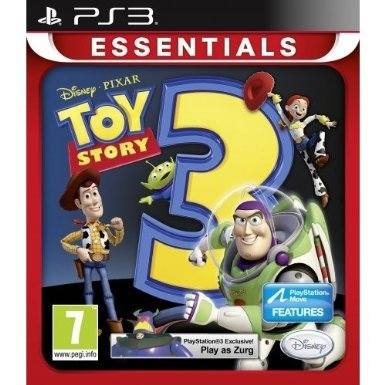 NEW & SEALED! Toy Story 3 The Video Game Essentials Sony Playstation PS3 Game UK (Toy Story-spiele Für Ps3)