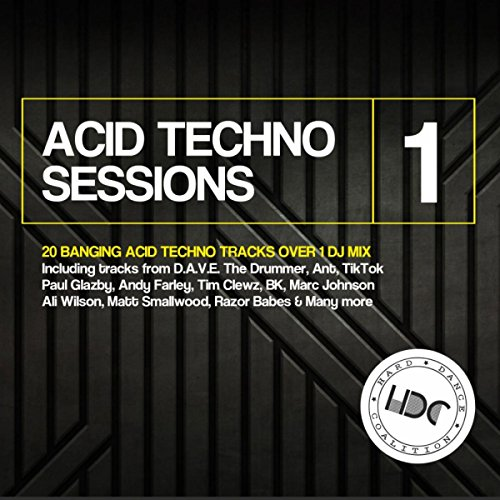 Acid Techno Sessions, Vol. 1