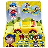 Noddy Rev N Go Pull Back Car Vehicle