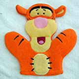 WINNIE THE TIGGER BATH GLOVES WASH MITTE...