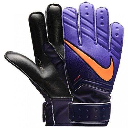 Nike Gk Jr Match Guanti da Portiere, Hyper Grape/Court Purple/Bright Citrus, 5