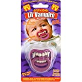 Billy Bob Schnuller LIL' VAMPIRE - no milk please!