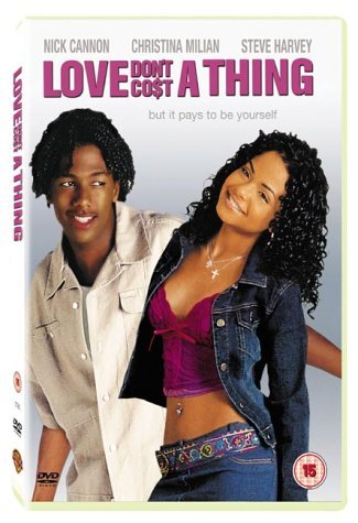 Love Don't Cost A Thing [DVD] [2003] by Nick Cannon