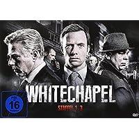 Whitechapel - Die kompletten Staffeln 1 - 3  (exklusiv bei Amazon.de) [Limited Edition] [4 DVDs]