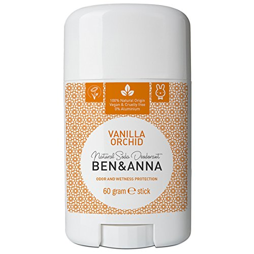Ben & Anna naturale soda deodorante, Vanilla Orchid