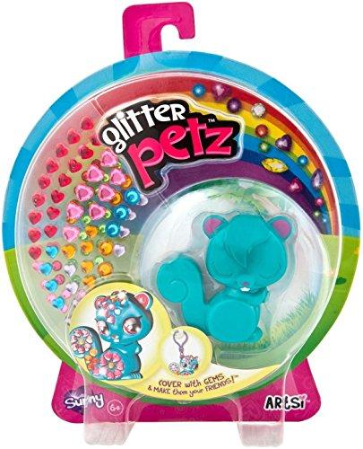 Orb Factory 622710 - Artsi Glitter Petz Sunny Squirrel