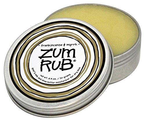 Indigo Wild - Zum Rub Crema idratante Frankincense & Myrrh