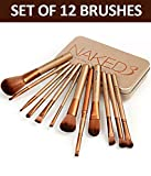 #3: Urban Decay Makeup Brush Set with Storage Box - Set of 12
