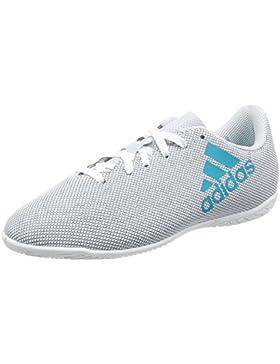Adidas X 17.4 In J, Zapatillas de Fútbol Sala Unisex Niños