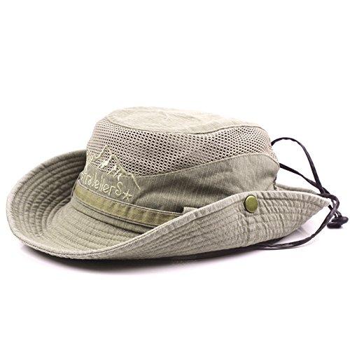 Sommer Hüte Hüte Sonnenhüte Visiere Herren und Damen Fischer Hüte, 3, Sonnenhut, Baseballmütze, Hip-Hop-Kappe, Reiter Hatoutdoor Hut, Sport Hut, Schulmütze