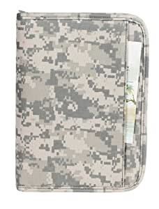 3- Ring ACU Binder Camouflage Planner Organizer Folder with Time Management Pages