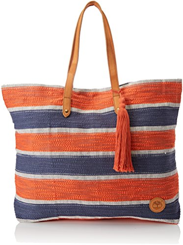 Timberland - Shopping Bag, Bolsos totes Mujer, Naranja (Orange), 13x40x44 cm (W x H L)